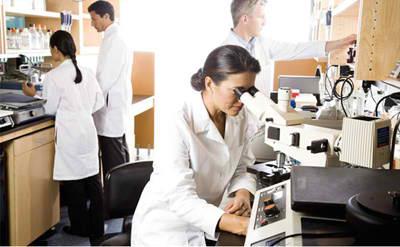 BioParanta Scientists